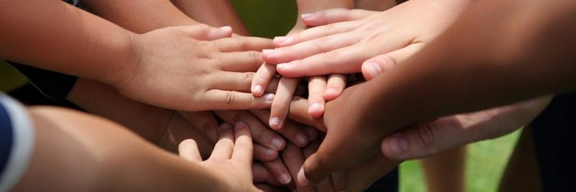 Children Hands - Header